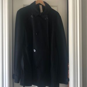 Men's Burberry Quilted Jacket size XL
